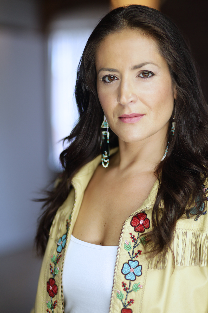 Cheri Maracle Headshot