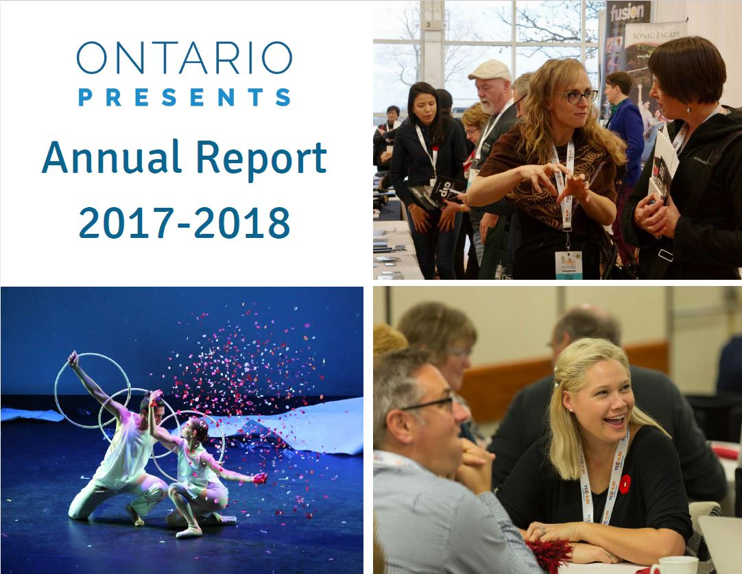 OP 2017-18 Annual Report - cover