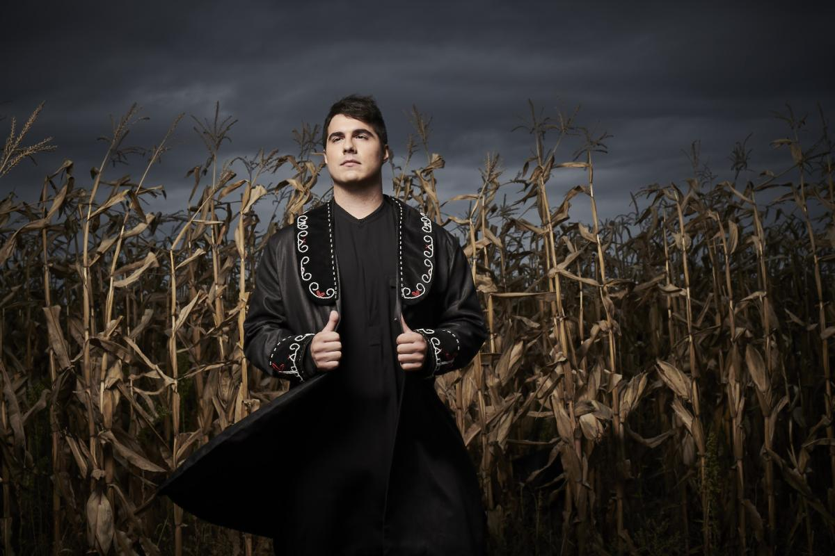 Jeremy Dutcher Photo