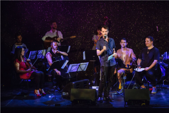 Queer Songbook Orchestra performance photo