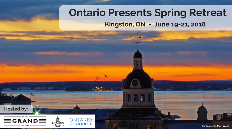 OP 2018 Spring Retreat: June 19-21, Kingston