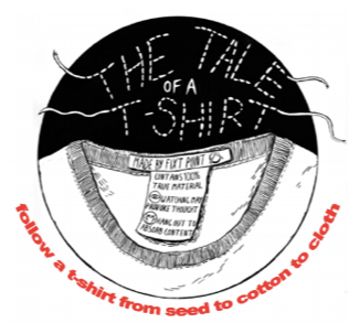 Tale of a T-Shirt Logo